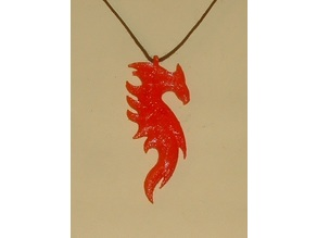 Dragon Pendant(2)