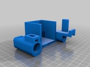 Titan Aero Carriage for Robo 3D R1