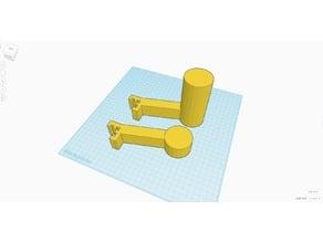Gantry I3 spool holder