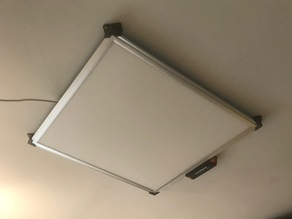 LED Ceiling Panel Holder