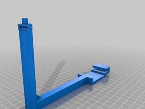 D-link Cam holder for Myriwell/Freesculpt/Hamlet 3D printers