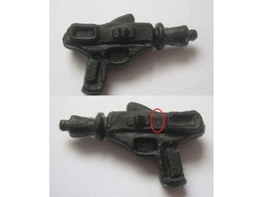 Tie Pilot Blaster (Based on Lili-Ledy's)