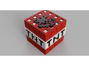 Minecraft TNT Block