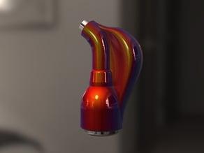 Expobar / Brewster [parametric] hot water shield