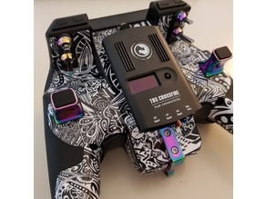 """Nirvana NV14 """"invisible"""" Crossfire mount"""
