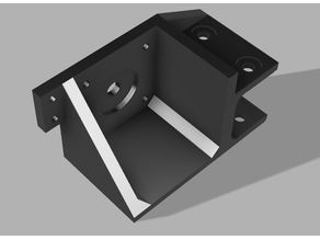 Y-Axis Motor mount for K8200