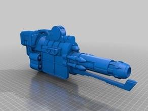 Quake cannon
