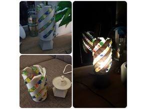 Marble Desk Lamp