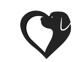 Dog Heart Design