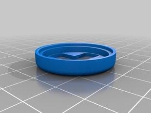 3D Printed Gaming D-Pad