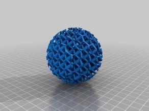 hexagonal intersection ball