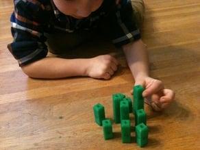 Blocks for logarithms, multiplication, factors, and primes: The Logprimus