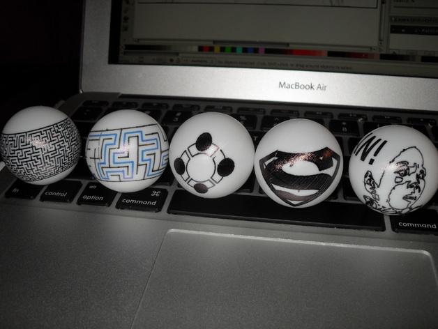 EggBot/SphereBot