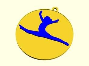 Gymnastics Medal