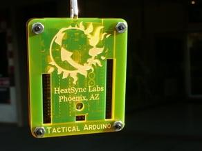 Arduino Hardcase - Tactical Badge Edition