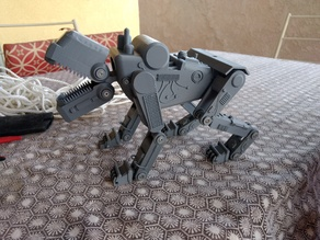 Panzerhund Robot Attack Dog