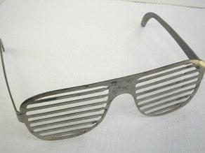 Steel DIY Glasses