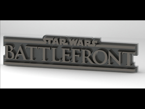 Star Wars Battlefront by Dice