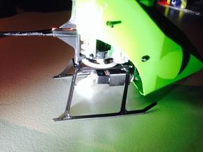 Blade Nano CPX landing gear