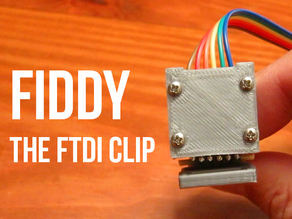 Fiddy - the FTDI Clip