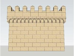 Cornisas de Medio Exinio para Exin Castillos