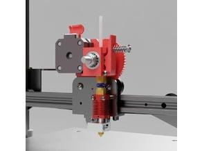 ENDER 3 / CR-10 Direct Extruder