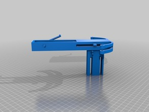 Fully 3D-Printed AUTOMATIC CROSSBOW: