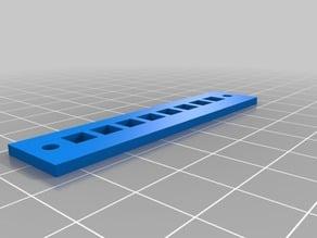 Front NeoPixel Stick - 8 x 5050 RGB LED