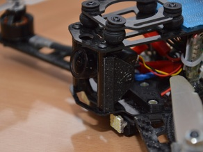 Reinforcement for Diatone 37# 250 size copter frame