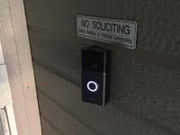 Ring Doorbell Screws Worn