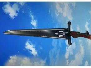 Amon's Sword- Magi