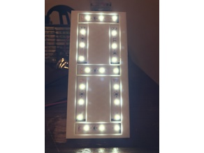 LED Strip 7 Segment