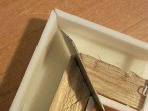 Wood Cutter 45°