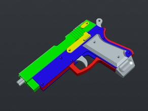 blowback rubber band gun