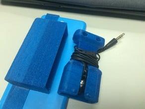 Earbud Box mix Phone Holder