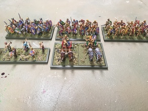 Miniatures Movement Trays