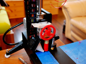 Printrbot Simple Metal Retro Feedwheel