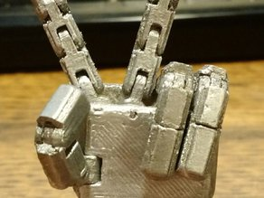 Transformers COMBINER WARS Super Posable Hands Add-On Pack