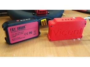 18650 fatshark battery case
