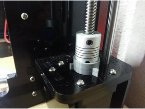 Anet A8 Z-Motor position meter