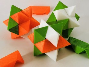 STARBURST Identical Piece Puzzle
