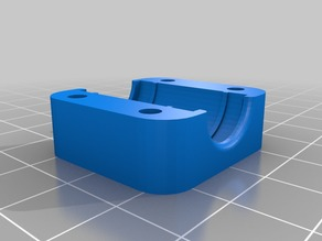 LM8UU bearing case