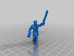 Warhammer Commissar Officer