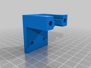 Monoprice Select Mini E3D V6 heat sink adaptor
