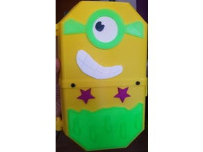 Minion Beach Kimiobox / Chemobox
