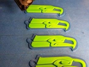 Seahawks Keychain