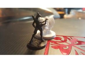 Tabaxi Ranger/Rogue