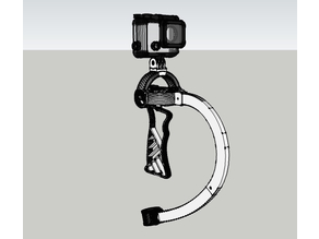 Gopro gimbal stabilizer
