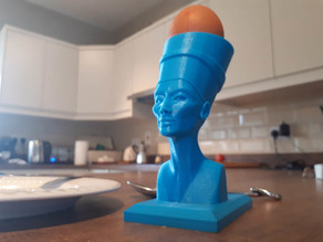 Nefertiti Egg Cup