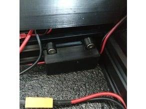 LM2596/LM2577/XL6009 buck DC converter enclosure (Remix)